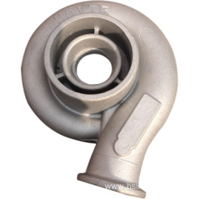 Investment Casting Aluminum Turbocharge